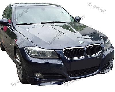 Spoiler Frontspoiler Lippe Frontansatz E90 BMW E91 Facelift 2008 2009 2010 2011
