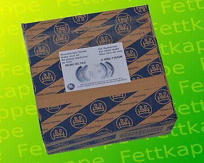 S 2005-7 Bremsbacken Satz BPW 0980103790 - S2005-7 200x50 Backenkit Radbremssatz