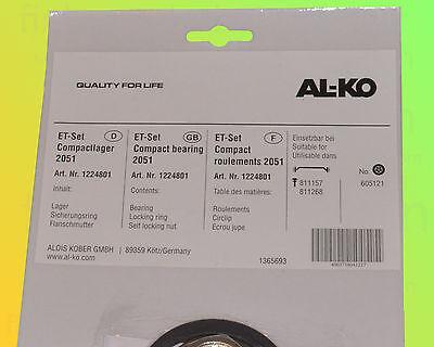 Zubeh/ör Wasserdicht 1 x ALKO Radlager 1224802 Lager 64//34x37 mm