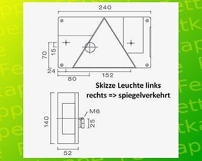 ASPÖCK MULTIPOINT 1 Leuchten Set 13polig 5m Kabelbaum - Anhänger ...