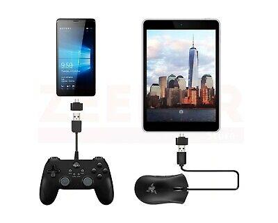 Adaptador OTG USB 3.1 a USB Tipo C [ Android - Xiaomi - MacBook Pro - Air ] 5