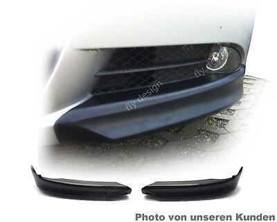 bmw e91 e90 front front splitter front ansatz Flügel aus ABS optischer Effekt