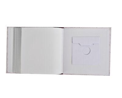 Photo Album Slip In Case Memo Photograph For 200 x 4 x 6'' picture, Purple 7
