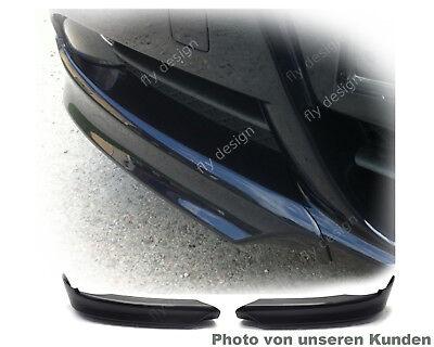 E90 für BMW E91 LCI Limousine Touring Frontspoiler Spoiler Front splitter 082011