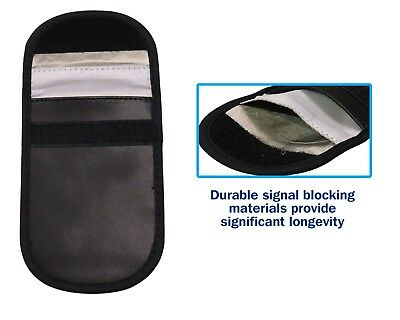 Streetwize Theft Security Block Keyless Car Key Signal Blocker Pouch Case Wallet 4