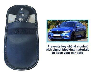 Streetwize Theft Security Block Keyless Car Key Signal Blocker Pouch Case Wallet 2