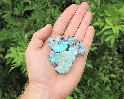 1 Piece of Natural Rough Amazonite (Crystal Healing Raw) 6