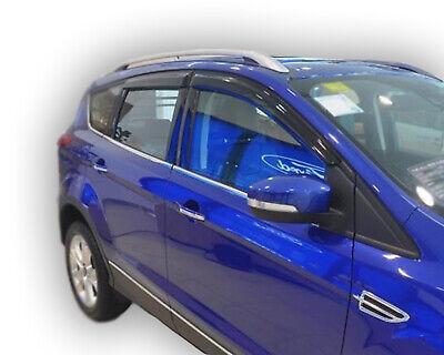 Windabweiser für Ford Kuga Titanium 1 2008-2012 Steilheck Geländewagen SUV 5türe