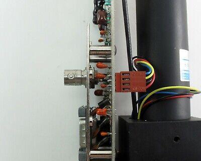 Hamamatsu H957-05 PMT Photomultiplier Tube, Housing, Lincoln Laser Clock Preamp 5