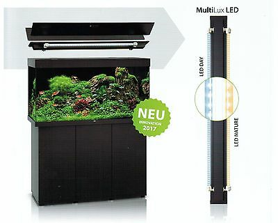 Juwel Aquarium Rio 125 LED komplett Aquarienkombination inkl. Unterschrank 2