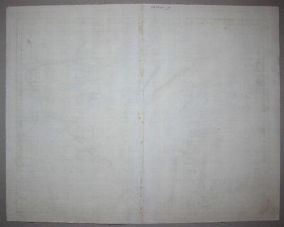 Südamerika - Giambattista Albrizzi - Carta Geografica dell America - 1740 - Rare