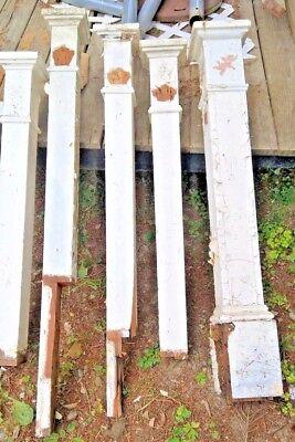 Stair Railing 5 1/2 Posts & 3 Balusters  4x4 Douglass Fir? 2