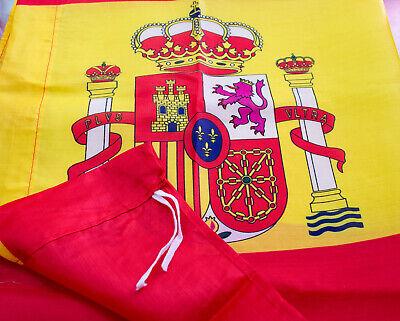 Bandera De España Bandera Española Con Adaptador Para Mastil 4