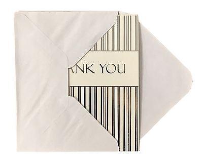 24xthank You Cards Envelopes Birthday Wedding Craft Bulk Thank You