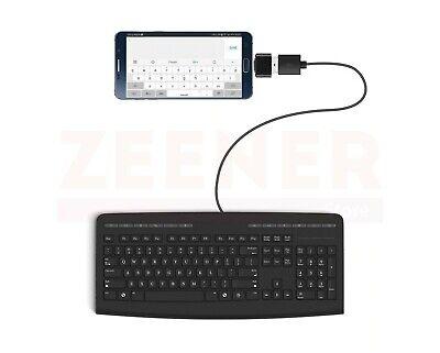 Adaptador OTG USB 3.1 a USB Tipo C [ Android - Xiaomi - MacBook Pro - Air ] 6