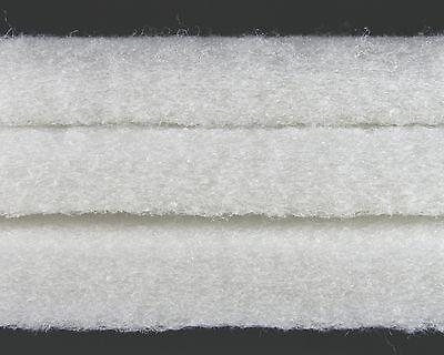 Filtervlies Filtermatte Filterschwamm Feinfilter 50x50x5cm 3 Stück 2