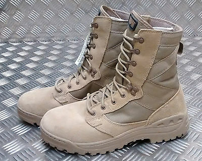 f9a8773880c GENUINE BRITISH ARMY Issue Magnum Desert Assault / Patrol Combat Amazon 5  Boots