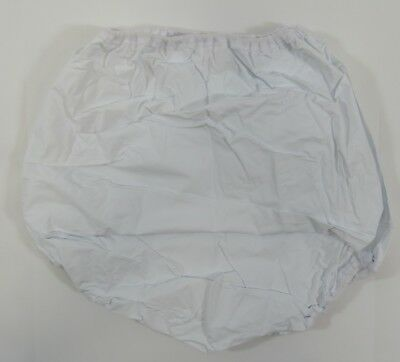 Baby Babies Infant Toddler Potty Training Pants 3 Pack Waterproof PVC White 2