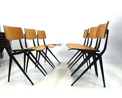 Result Chair Stühle , industriele Design  1967er Jahre 3