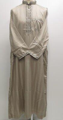 jubba soft  polycotton quality.sizes 56.58.60.62 Saudi arabia style thobe