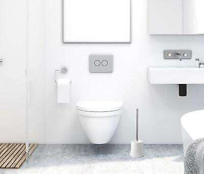 Bürstengarnitur WC Bürste + Topf Toilettenbürste Klobürste Toiletten Garnitur 10