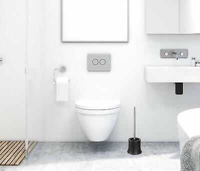 Bürstengarnitur WC Bürste + Topf Toilettenbürste Klobürste Toiletten Garnitur 11