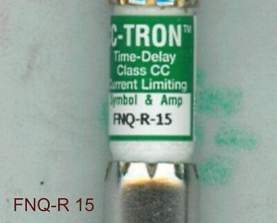 600V Midget Time-Delay Class CC Fuse FNQR-7, BP//FNQR-7 7A BUSS FNQ-R-7 7 Amp