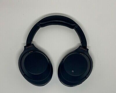 Sony WH-1000XM3 Black Wireless Noise Canceling Headphones - FREE SHIPPING 2