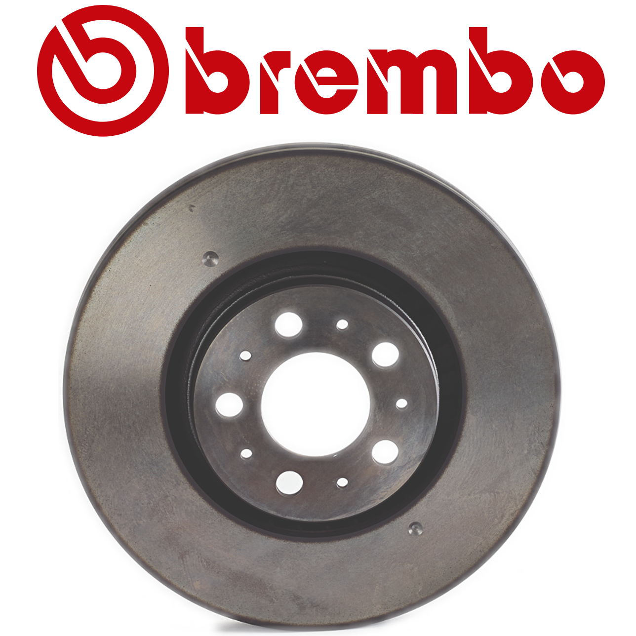 For Volvo C70 Ford Pair Set of 2 Front Brake Disc Rotors Vent 300mm Coat Brembo