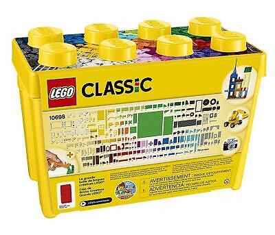 LEGO 10698 Classic Large Creative Brick Box Construction Set, Toy Storage 7