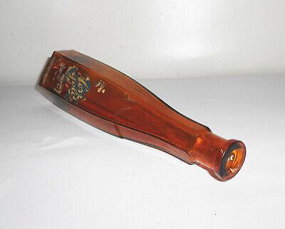 Alte Flasche Herzgold Dr.Madaus & Co Tinktur Medizin braun glass Vintage Deko 5