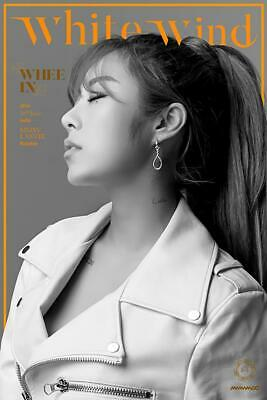 Mamamoo-[White Wind] 9th Mini Album CD+Poster+Booklet+Card+Frame+Special+Gift 8