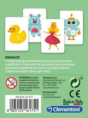 Clementoni Sapientino Carte Mimo 16174-Clem