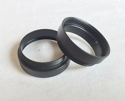 Parfocal Length Extenders Microscope Objectives RMS thread Extension Ring 3mm 3
