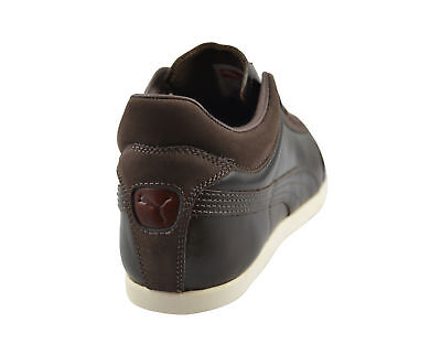PUMA Tarrytown Corduroy Chocolate Brown/White Swan Scarpe/Sneaker 356597 01
