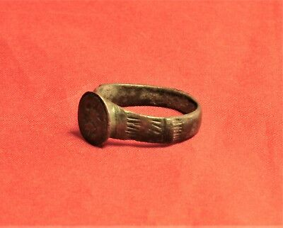 Fine Ancient Celtic Finger Ring 6