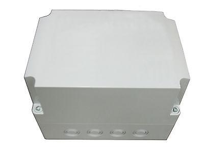 Electrical Enclosure NEMA 4X Polycarbonate 7x5x5 Waterproof Switch Light Control