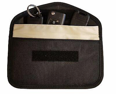 Genuine Car Key Keyless Entry Fob Signal Blocker Faraday Bag - Larger Version 3
