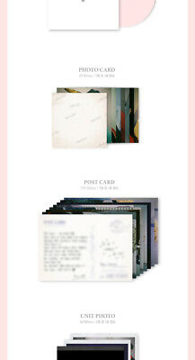 ONF [WE MUST LOVE] 3rd Mini Album CD+Photo Book+Card+Post Card+2p Photo SEALED 4