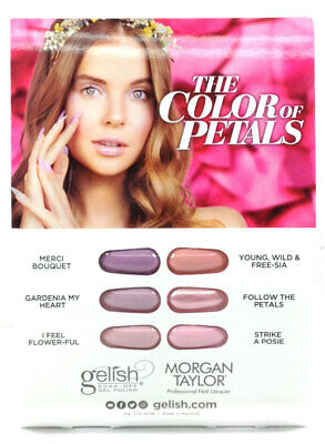 Harmony Gelish - THE COLOR OF PETALS Collection - Pick Any Shade .5oz 3