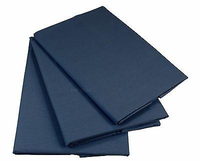Bettlaken 100% Baumwolle ohne Gummizug viele Uni Farben  Nur 1x Porto!