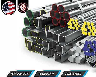 "3/16"" x 5/8"" Flat Bar - Mild Steel - Metal Stock - Plain Finish - 60"" Long 3"