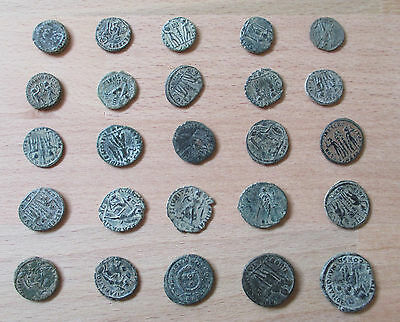 Collection of Roman and Bactrian Coins (x29) - Roman Empire 2