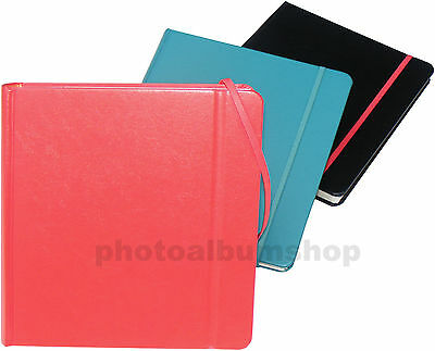 4x Gala leatherette 6x4 slip-in 200 photo albums * FOUR PACK