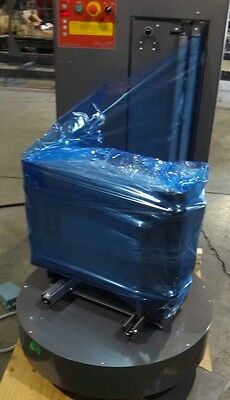 Batteries Operated, Airport Baggage -  Luggage Wrapping Machine Orionpp Canada