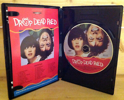 Drop Dead Fred (DVD, 2003) R1, NTSC / RARE / FACTORY SEALED 4