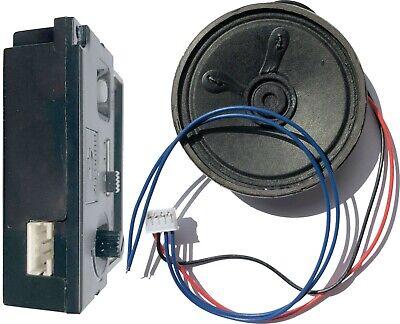 Quartz movement chiming clock kit set or parts, Young Town 12888, shaft 14mm, UK 4