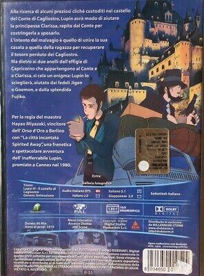 Lupin 3 - Il Castello Di Cagliostro Dvd 2