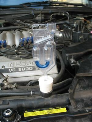 Combustion Leak Tester Kit Co2 Petrol Head Gasket Test Fluid Block 3