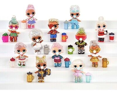 LOL Surprise Winter Disco Series Glitter Globe Doll New Ball SHIPS TODAY 5